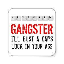 Anti-Seduction: The Rise of the Keyboard Gangster