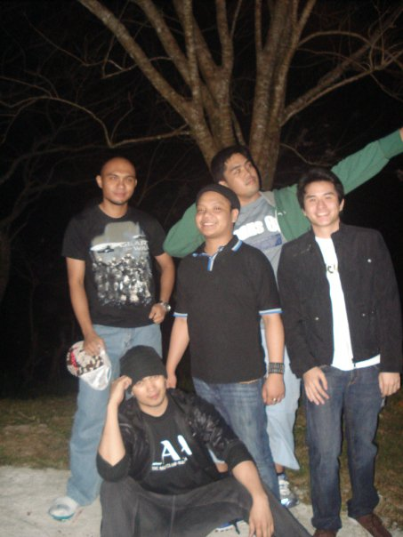 The Wolfpack in Tagaytay Picnic Grove